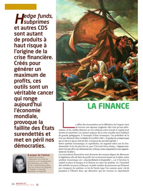 NEX072-La finance va-t-elle tuer la démocratie