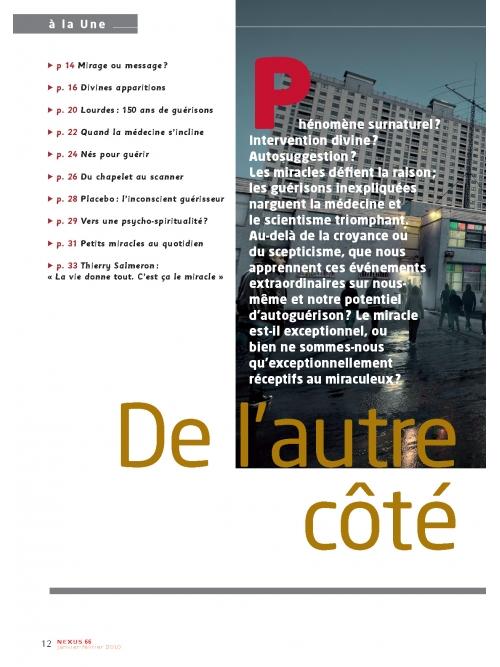 NEX066-DE L'AUTRE CÔTÉ DU MIRACLE p1