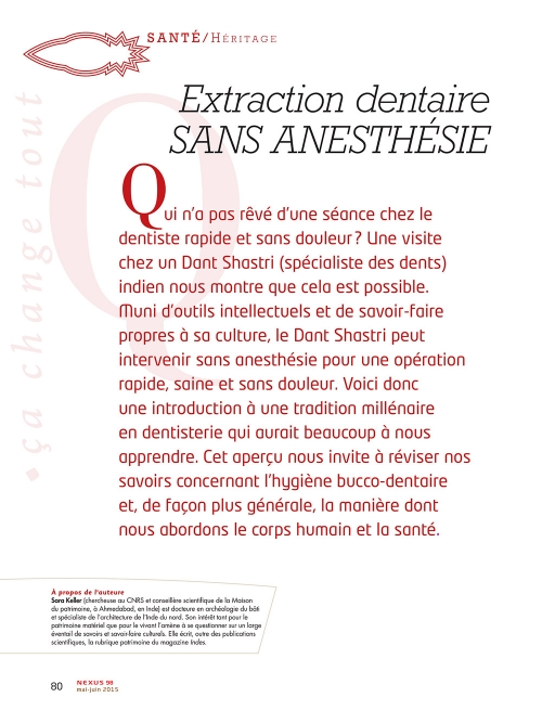 P1 NEX098-Extraction-dentaire-sans-anesthesie-incroyable-medecine-indienne