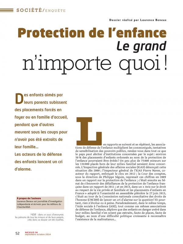 P1 NEX094-Protection-de-l-enfance-le-grand-n'importe-quoi